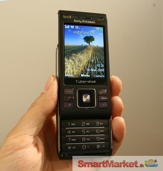 Sony ericsson c905 anleitung