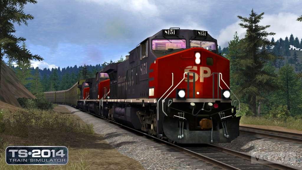 PC Multi Train Simulator 2014 Steam Edition