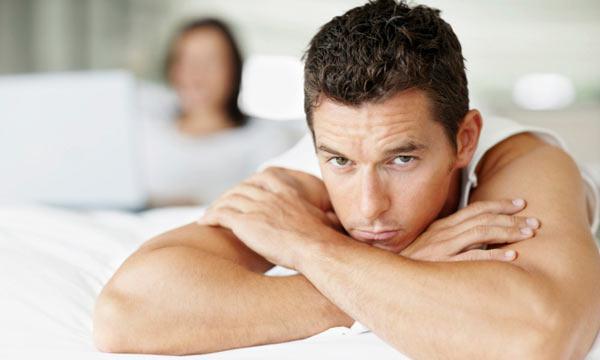 Причина слабой эрекции у мужчин