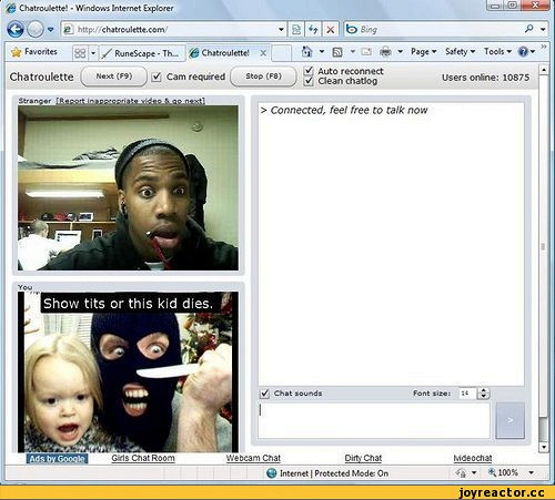 chatroulette girls free