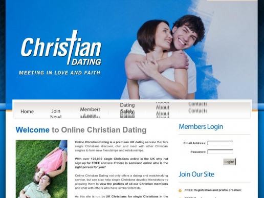 Christian dating sites in us