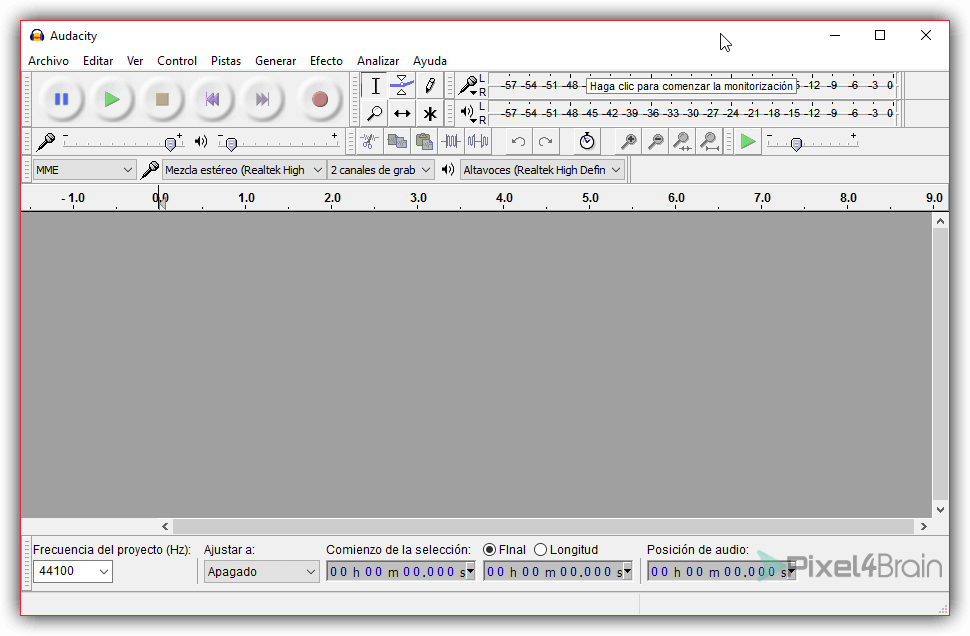 Download Audacity - free - latest version