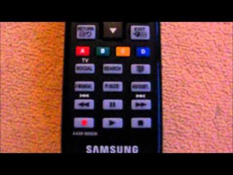Samsung manuell frequenz eingeben