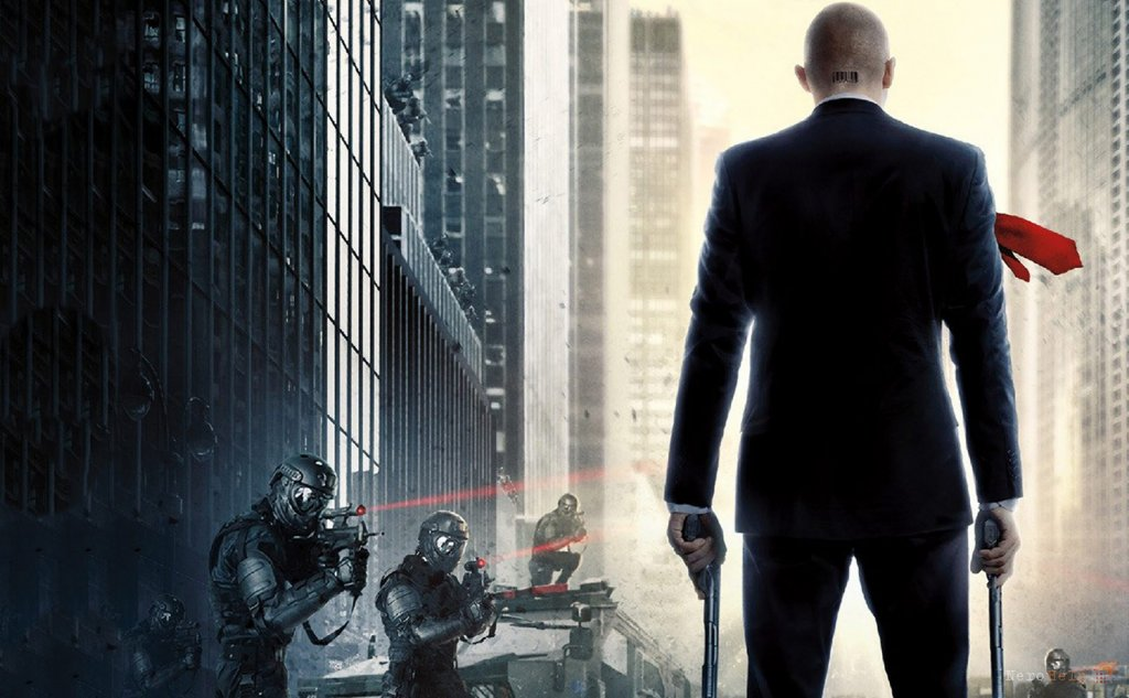 Hitman: Agent 47 - 123Movies - GoMovies - Watch Free