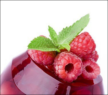 Рецепт Желе изкрасных ягод
