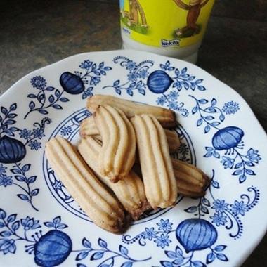Рецепт Ванильное печенье сосливочным сыром