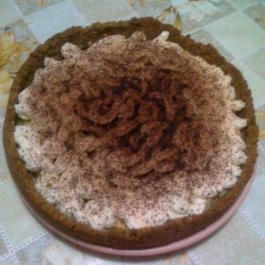 Рецепт Пирог «Баноффи» сбананами
