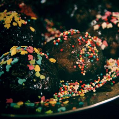 Рецепт Апельсиновые кексы вшоколадной глазури
