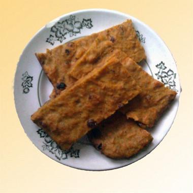 Рецепт Морковный кекс сизюмом