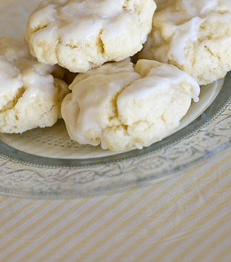 Рецепт Итальянское анисовое печенье (Angelonies)
