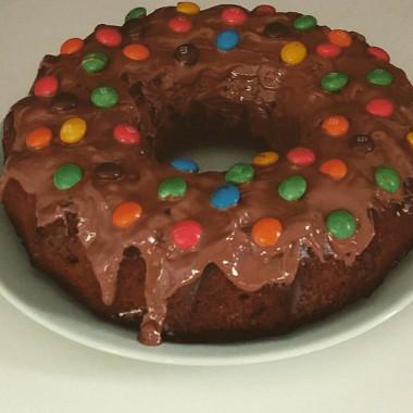 Рецепт Быстрый кофейный пирог