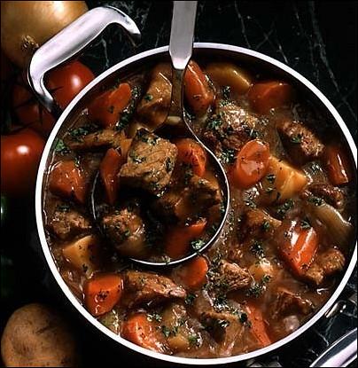 говядина по бургундски бульон рецепт