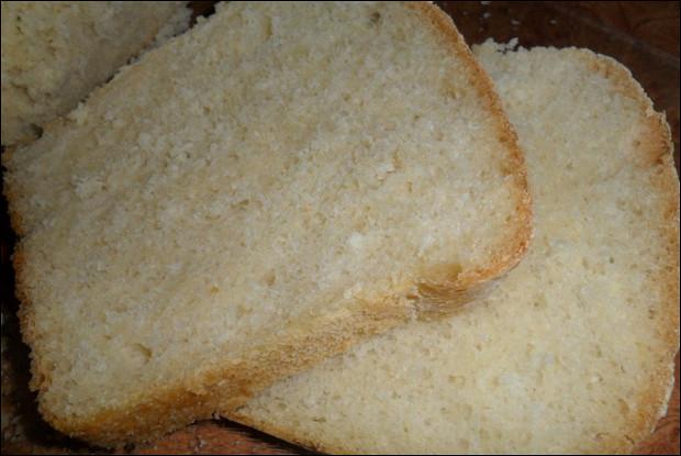 Дрожжевой пшеничный хлеб