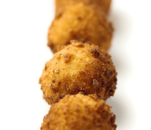 Орехово-овощные шарики