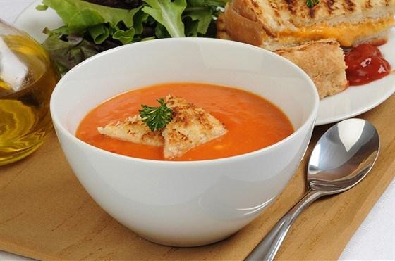 Суп-пюре из перцев