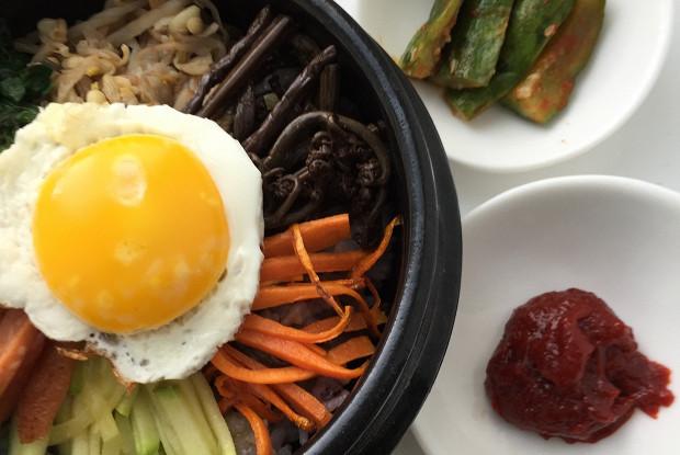 Пибимпап (корейское блюдо)