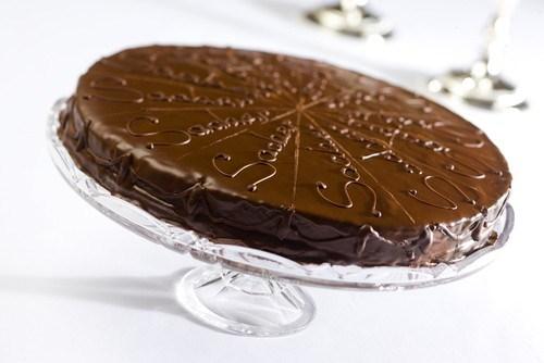 Венский шоколадный торт «Захерторте»