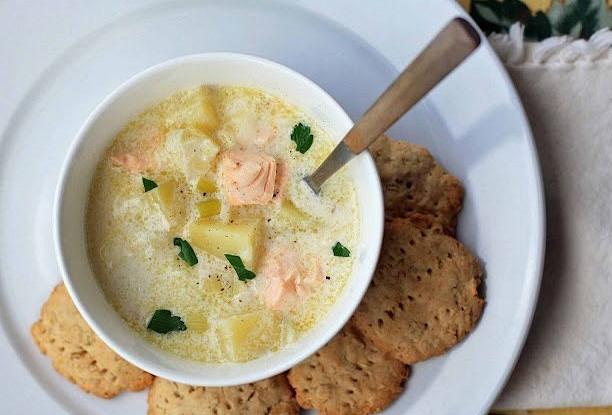 рецепты крем супов с кукурузным крахмалом