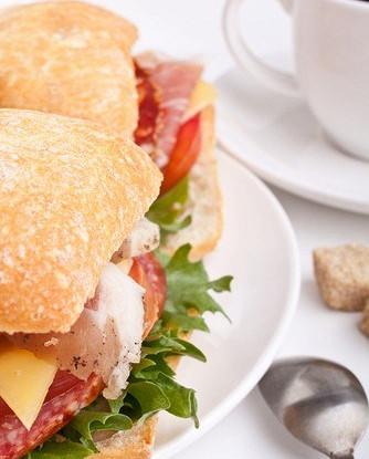 Сэндвичи с уткой
