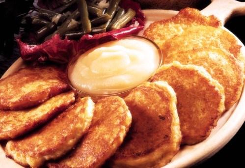 Сырники по-гречески