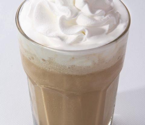 Холодный кофейный фраппе
