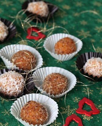 Печенье с арахисовым маслом и черным кунжутом