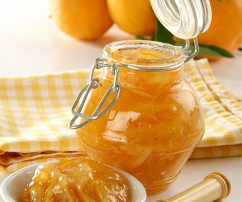 апельсиновый джем рецепт с фото
