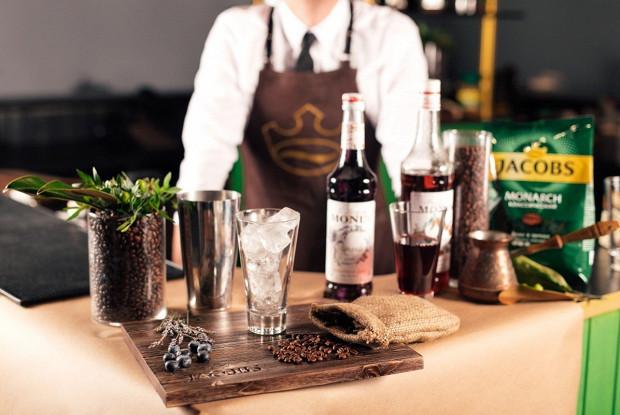Кофейный коктейль на основе эспрессо «Время мечтать».