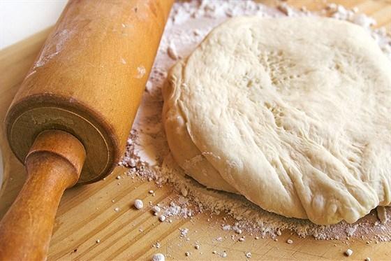 Пресное (бездрожжевое) тесто