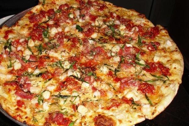 Пицца «Diavolo»