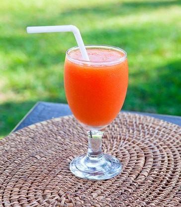Арбузный сок с базиликом
