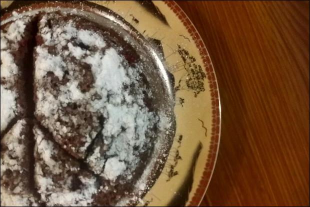 Кекс в стакане за 5 минут