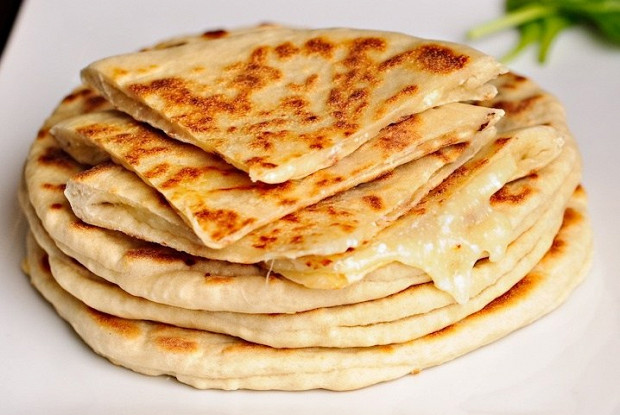 Хачапури рецепт тесто слоеное
