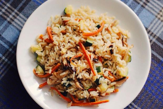 Как приготовить рис с фаршем пошагово