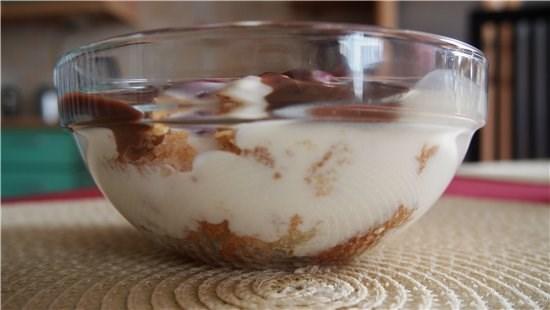 Эстонский десерт Kräsupea (Кучерявая голова)
