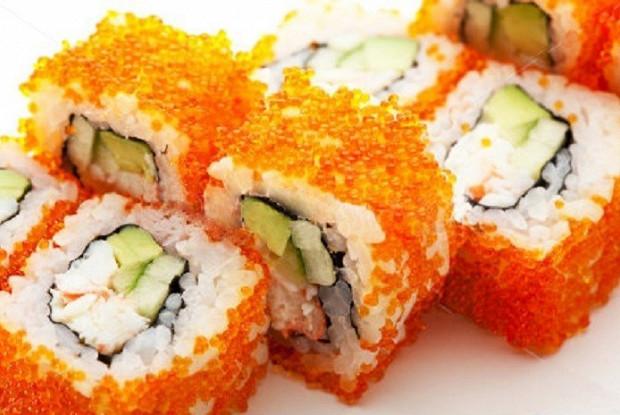 Рецепт суши в домашних условиях цезарь с курицей