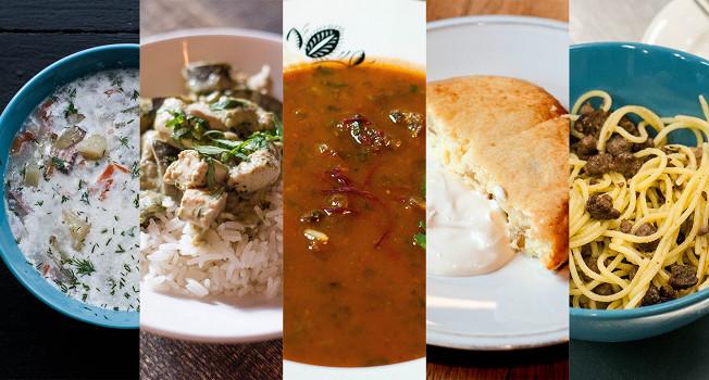 Что повара готовят для себя и официантов