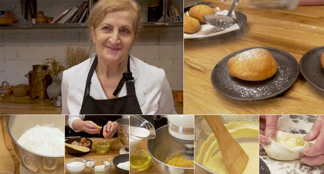 Тбилисские пончики