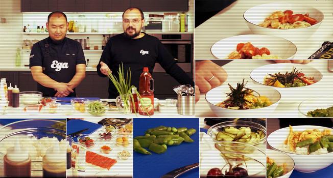 «Еда на ночь»: Алексей Когай в гостях у «Еды»