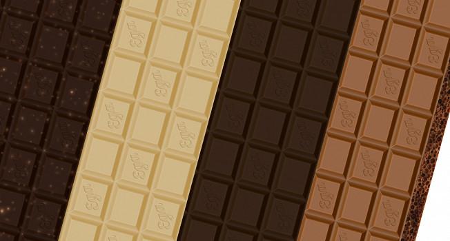 Какими бывают шоколад и его начинки