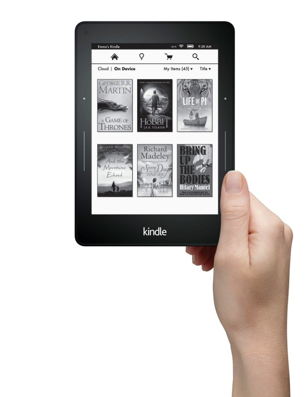 Amazon Kindle Fire manual – Manual Free Download