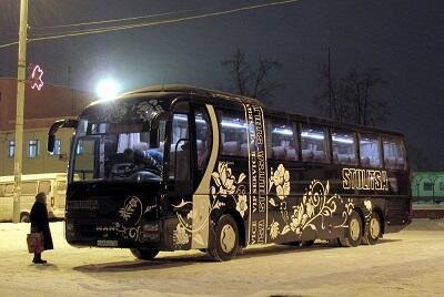 Билеты на автобус пенза казань