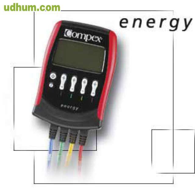 Istruzioni compex energy