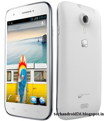 How to flash stock rom for Qmobile Noir A110