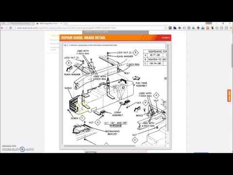 Where Can You Download Free Auto Repair Manuals