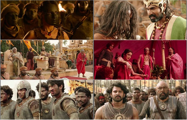 Baahubali 2 The Conclusion (2017) Watch Online and Full