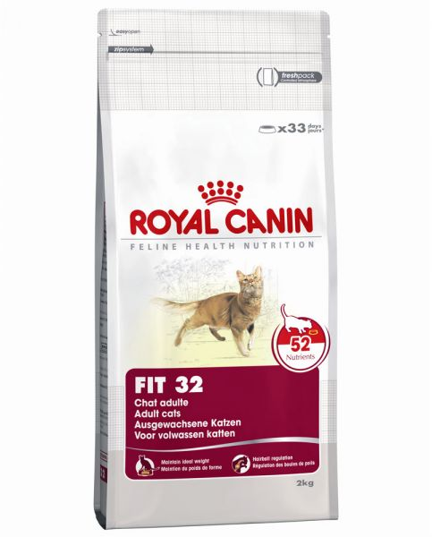Корм royal canin fit 32 2