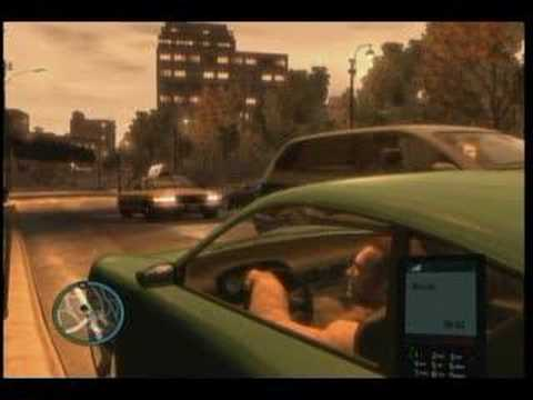 online dating i Grand Theft Auto 4