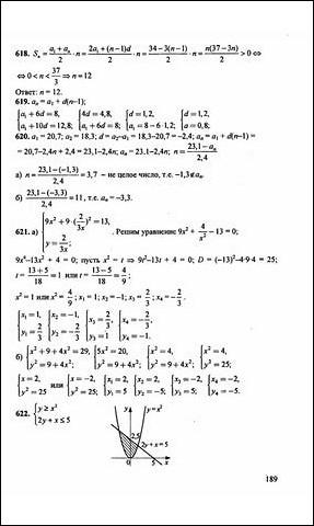 Гдз по математике 8 класса макарович