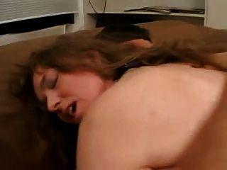 Redhead in freaky gurl video